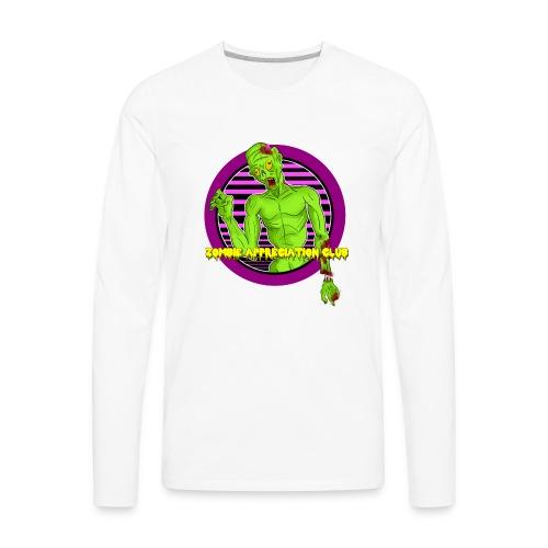 Zombies - Men's Premium Long Sleeve T-Shirt