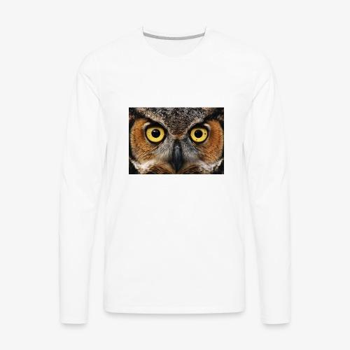 who - Men's Premium Long Sleeve T-Shirt