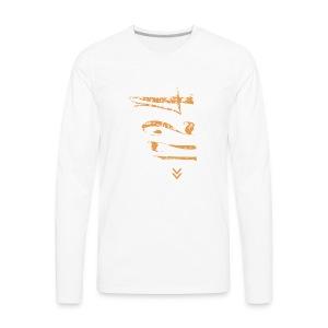 1724 Cool Design - Men's Premium Long Sleeve T-Shirt