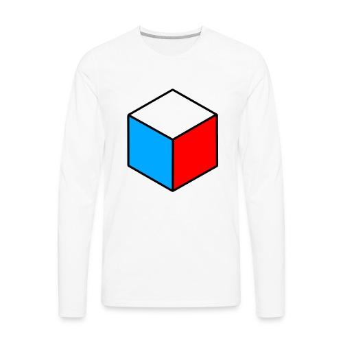 Story Of Alfred - Men's Premium Long Sleeve T-Shirt