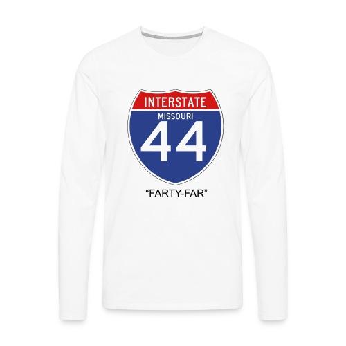 I 44 - Men's Premium Long Sleeve T-Shirt