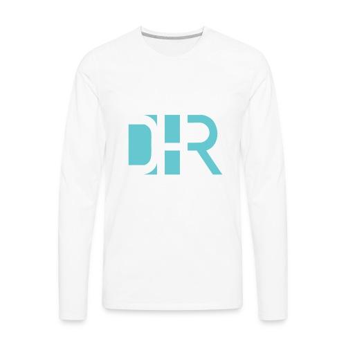 DHR Trick shots - Men's Premium Long Sleeve T-Shirt