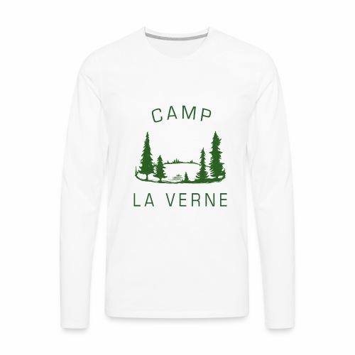 Camp La Verne - Men's Premium Long Sleeve T-Shirt