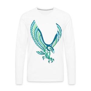 SEAHAWK - Men's Premium Long Sleeve T-Shirt