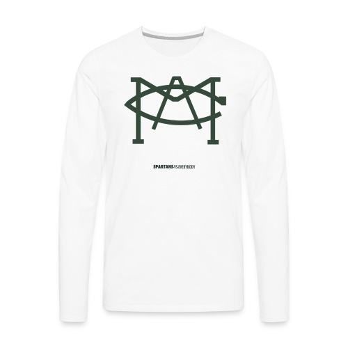 MACLOGO - Men's Premium Long Sleeve T-Shirt
