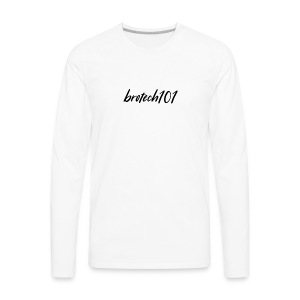 brotech101 apparel Season 1 - Men's Premium Long Sleeve T-Shirt