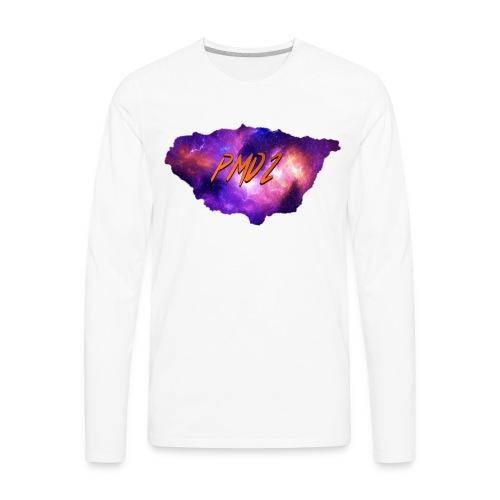PMD2 Merch V2 - Men's Premium Long Sleeve T-Shirt