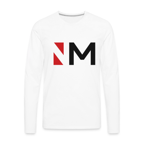 No Mercy - Men's Premium Long Sleeve T-Shirt