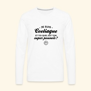Celiac superpower - Men's Premium Long Sleeve T-Shirt
