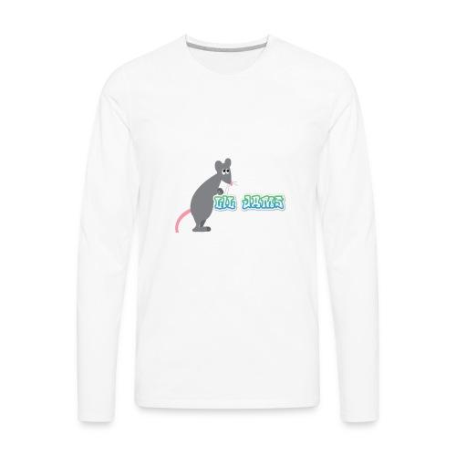 Rat god deal buy ok - Men's Premium Long Sleeve T-Shirt