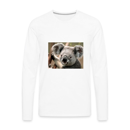 Koala - Men's Premium Long Sleeve T-Shirt