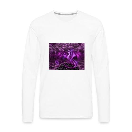 endless magic - Men's Premium Long Sleeve T-Shirt