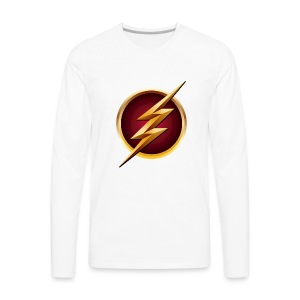 The Flash T-Shirt - Men's Premium Long Sleeve T-Shirt