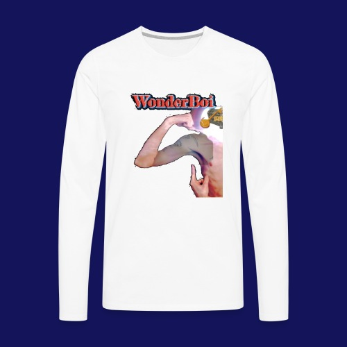 WonderBoi - Men's Premium Long Sleeve T-Shirt