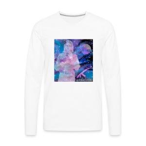 KNOWYOURSELF. T-shirt - Men's Premium Long Sleeve T-Shirt