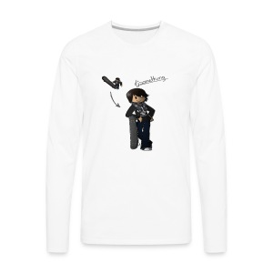 imageedit 11 7275964889 - Men's Premium Long Sleeve T-Shirt