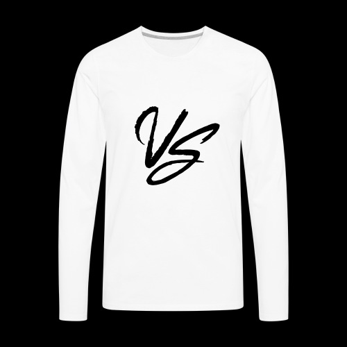 Vee Ess - Men's Premium Long Sleeve T-Shirt