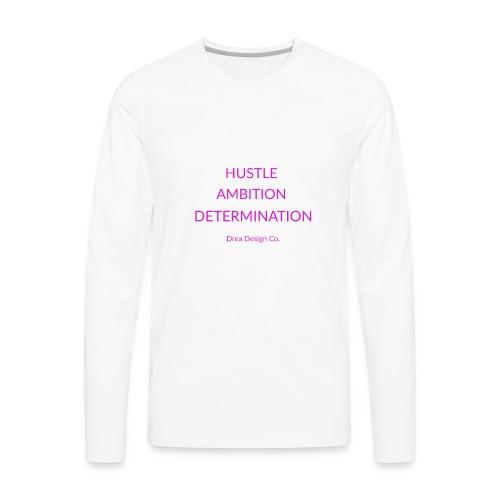 Drea Design Co. - Men's Premium Long Sleeve T-Shirt