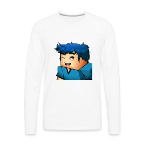 New MarkTGH Logo Item - Men's Premium Long Sleeve T-Shirt
