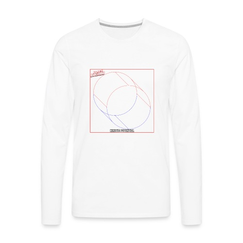 KINETIC POTENTIAL gear! - Men's Premium Long Sleeve T-Shirt