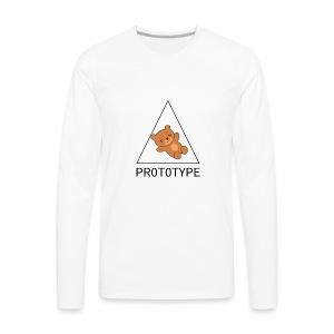 Beary nice - Men's Premium Long Sleeve T-Shirt