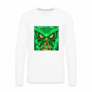 Team Silent - Men's Premium Long Sleeve T-Shirt