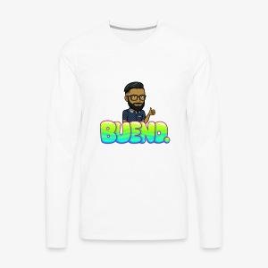 BiT-Buen0 - Men's Premium Long Sleeve T-Shirt
