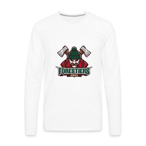forestiers 1 1024x929 - Men's Premium Long Sleeve T-Shirt