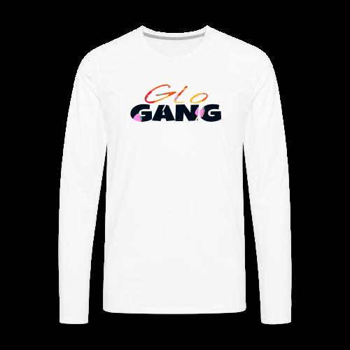 #Glo Gang - Men's Premium Long Sleeve T-Shirt