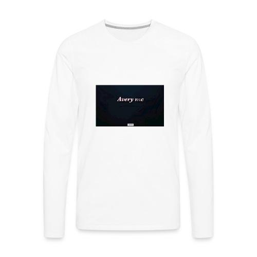 Summer merch - Men's Premium Long Sleeve T-Shirt