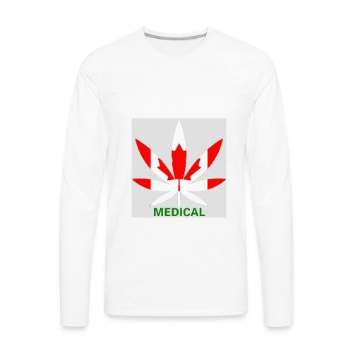 CA Medical - Men's Premium Long Sleeve T-Shirt