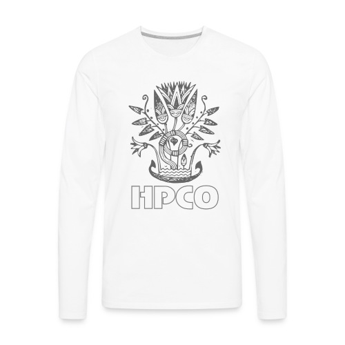 Ivy - Men's Premium Long Sleeve T-Shirt