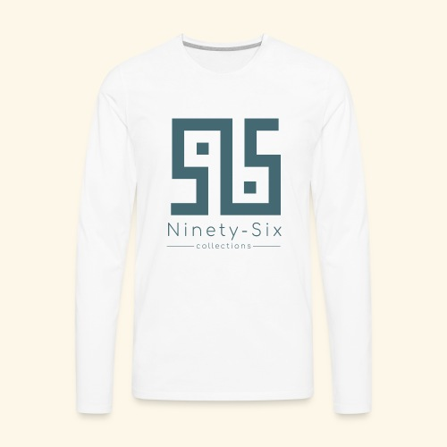 96 - Men's Premium Long Sleeve T-Shirt
