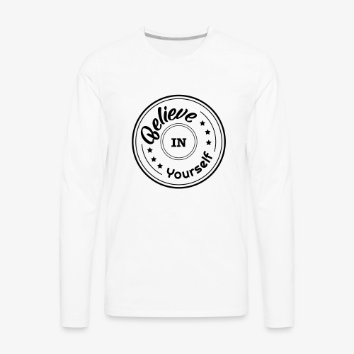 biy - Men's Premium Long Sleeve T-Shirt