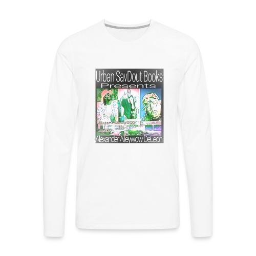 Short stories u can rock wit' 2 - Men's Premium Long Sleeve T-Shirt