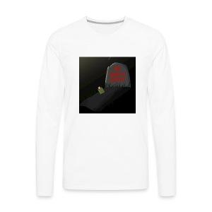 The Shallow Minded (Self Titled Art) - Men's Premium Long Sleeve T-Shirt