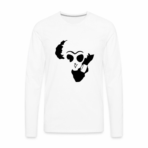 Make Me Viral - Men's Premium Long Sleeve T-Shirt