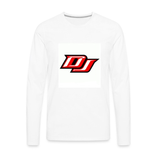 DJ Dang - Men's Premium Long Sleeve T-Shirt