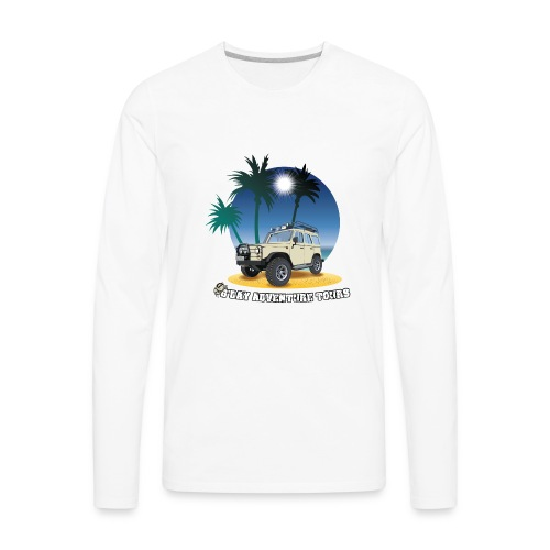 G'day Adventure Tours - Men's Premium Long Sleeve T-Shirt