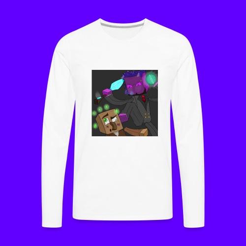 Swag Merch 1.0 - Men's Premium Long Sleeve T-Shirt