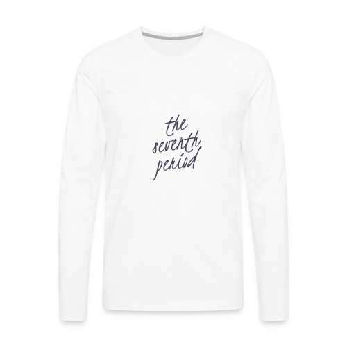 The Seventh Period - Men's Premium Long Sleeve T-Shirt