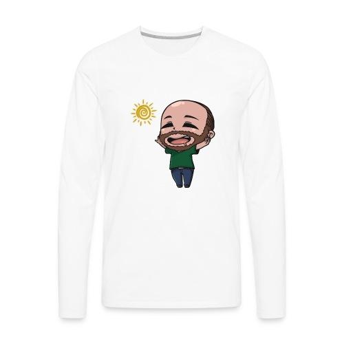 kendoros - Men's Premium Long Sleeve T-Shirt