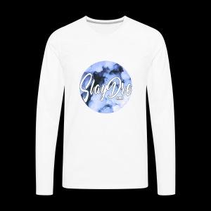 Slaydre Logo 2017 - Men's Premium Long Sleeve T-Shirt