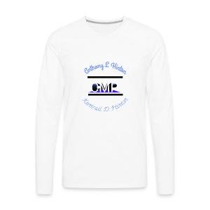 Anthony and Kentrail Merch - Men's Premium Long Sleeve T-Shirt
