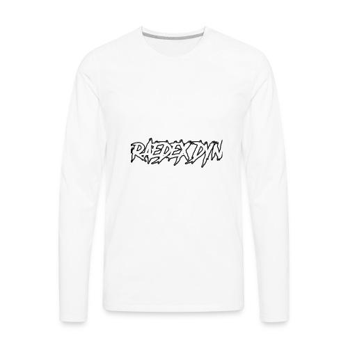 RAEDEX DYN - Men's Premium Long Sleeve T-Shirt