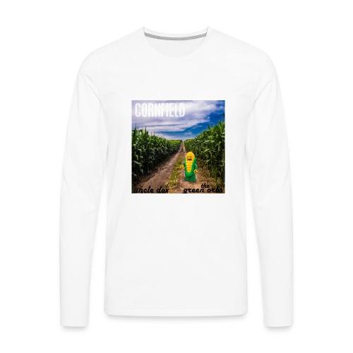 Cornfield - Men's Premium Long Sleeve T-Shirt