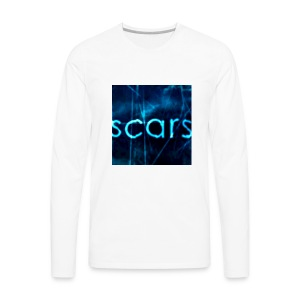 Scarsrsl_yt Hoodie W - Men's Premium Long Sleeve T-Shirt