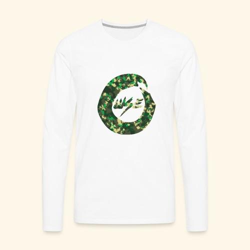 OWSE Camo - Men's Premium Long Sleeve T-Shirt