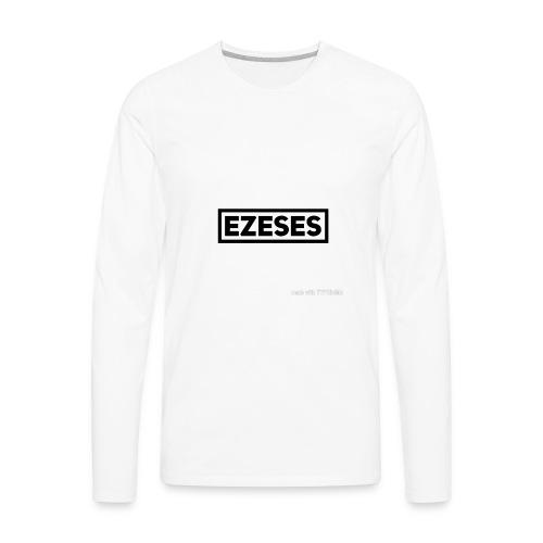 Ezeses - Men's Premium Long Sleeve T-Shirt