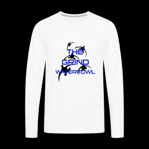 The Grind Store - Men's Premium Long Sleeve T-Shirt